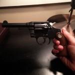 1946 Colt Police Positive
